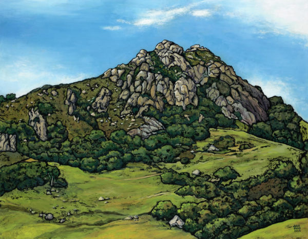 Bishop Peak II