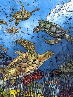 Endangered & Exotic Species - Original Paintings